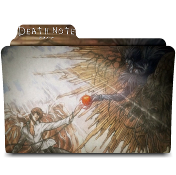 Death Note - Folder 1 by EmersonSales