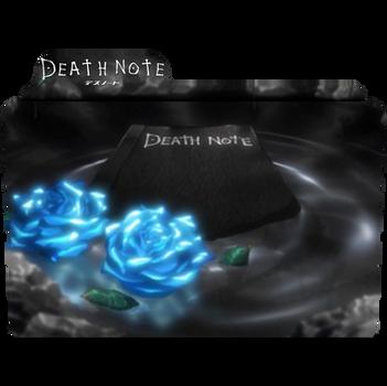 Death Note - Folder 2 by EmersonSales