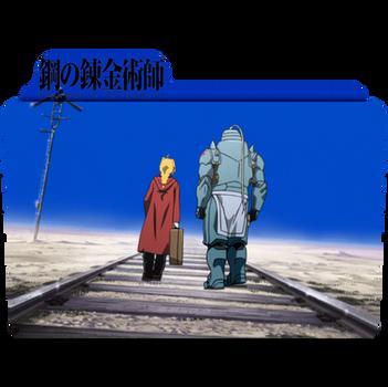 Fullmetal Alchemist Brotherhood - Folder 2 by EmersonSales