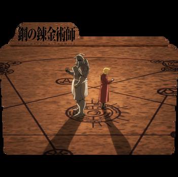 Fullmetal Alchemist Brotherhood - Folder 4 by EmersonSales