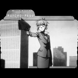 Psycho Pass - Folder 1 by EmersonSales