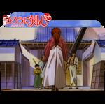 Rurouni Kenshin (Samurai X) - Folder 1