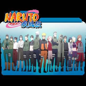 Naruto Shippuden - Folder 5 by EmersonSales