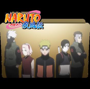 Naruto Shippuden - Folder 6 by EmersonSales