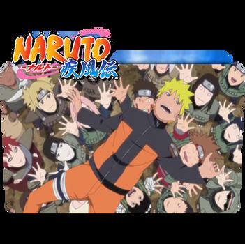 Naruto Shippuden - Folder 11 by EmersonSales