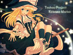 Kirisame Marisa:Touhou Project