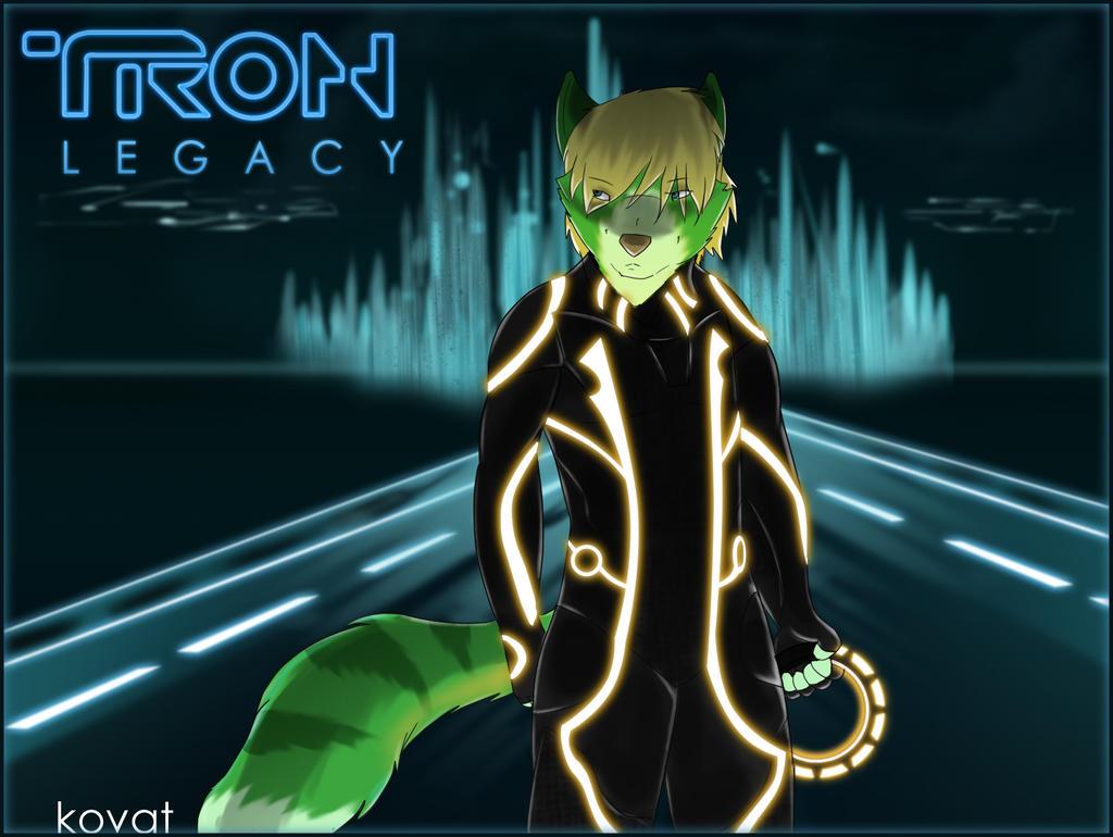 .: Tron legacy: C4:. by kovat
