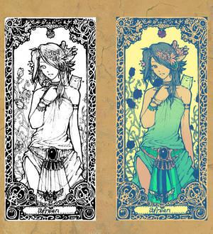 Afreen Cards
