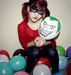 Harley Quinn and The Joker 2