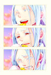 Her tears - Deadman Wonderland