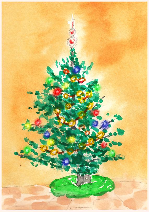 Happy Little Tree by Murasaki99