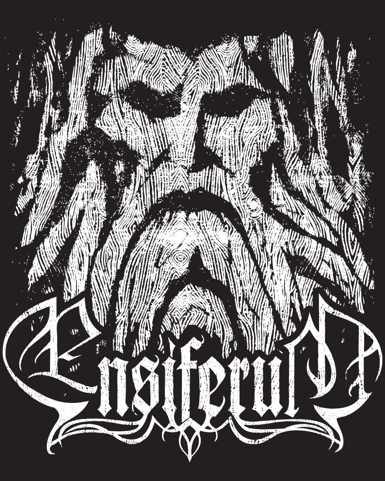 Shirt design wallpaper - Ensiferum Shirt Design By Madti