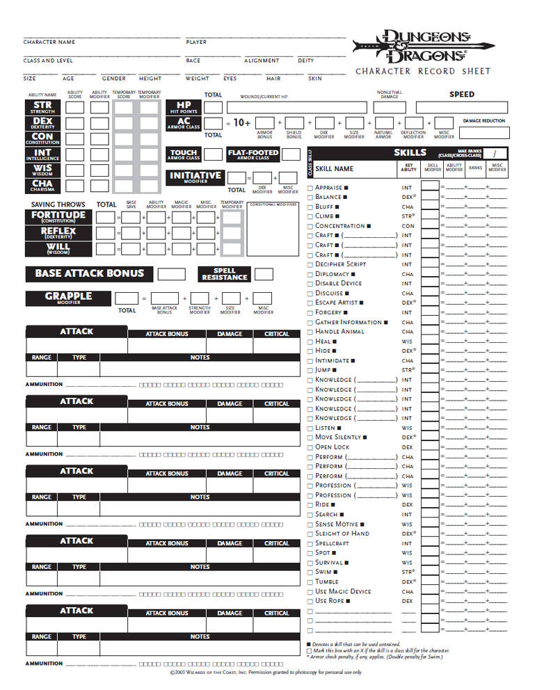 It is a graphic of Delicate Printable Pathfinder Character Sheet