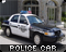 CNC Police Car Cameo by chaptmc
