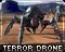 CNC Terror Drone Cameo by chaptmc