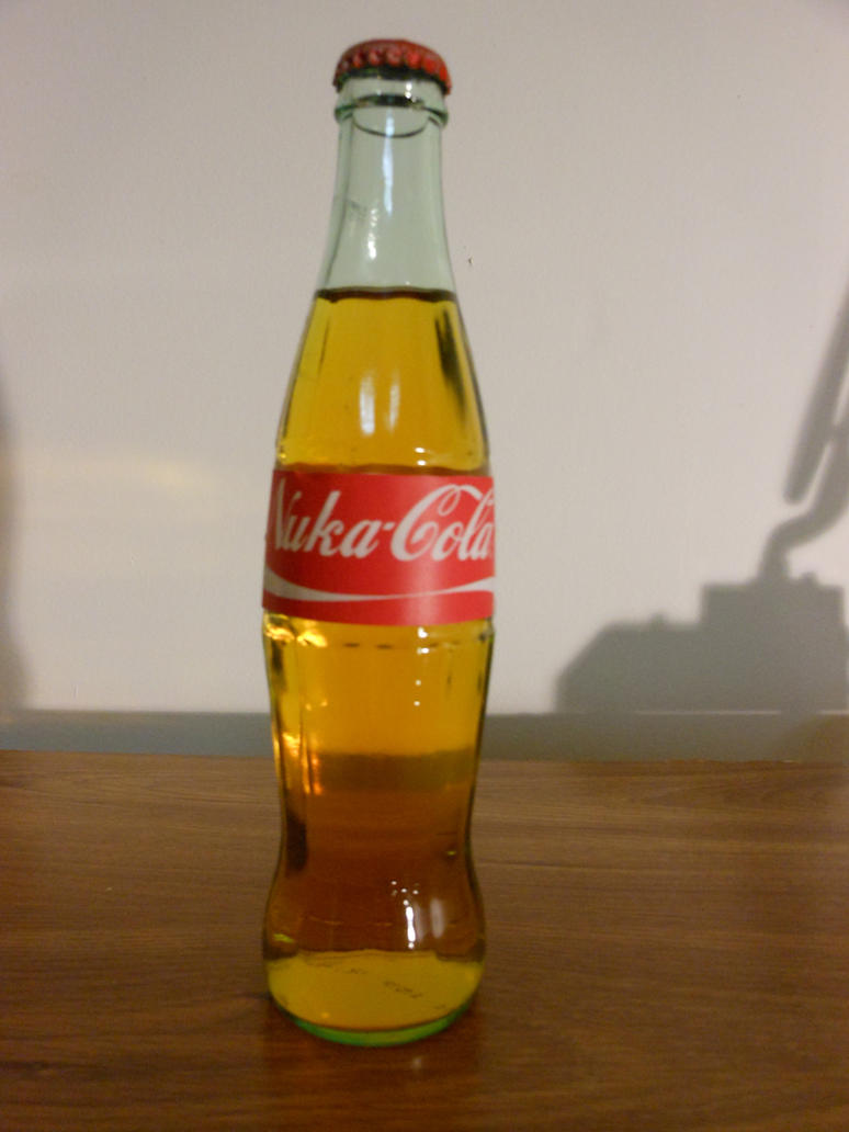 how to make nuka cola