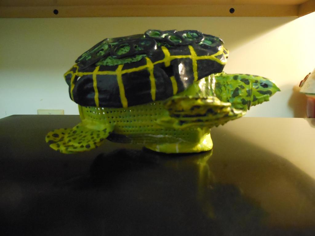 Sea turtle can light ii by chaptmc on deviantart - Turtle nite light ...