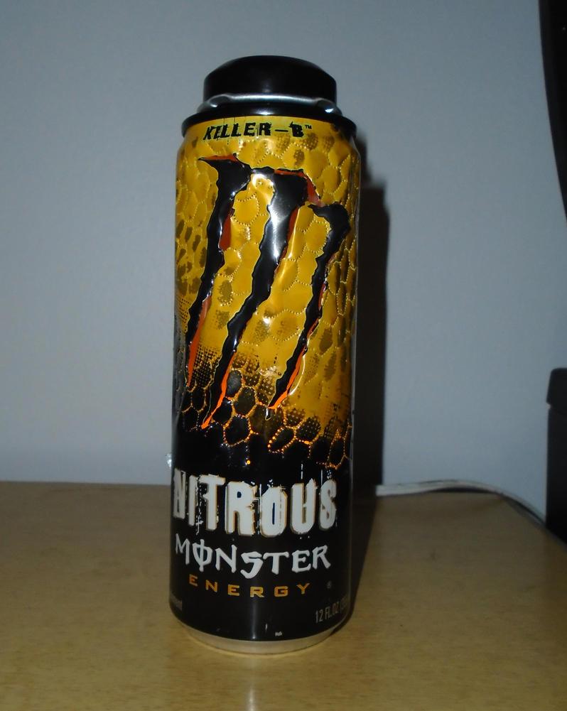 Nitrous Monster Killer B Can Light I by lizking10152011