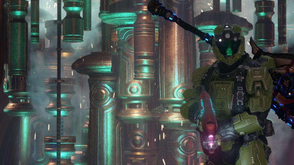 Halo 5: Guardians lizking10152011 Mercy II by