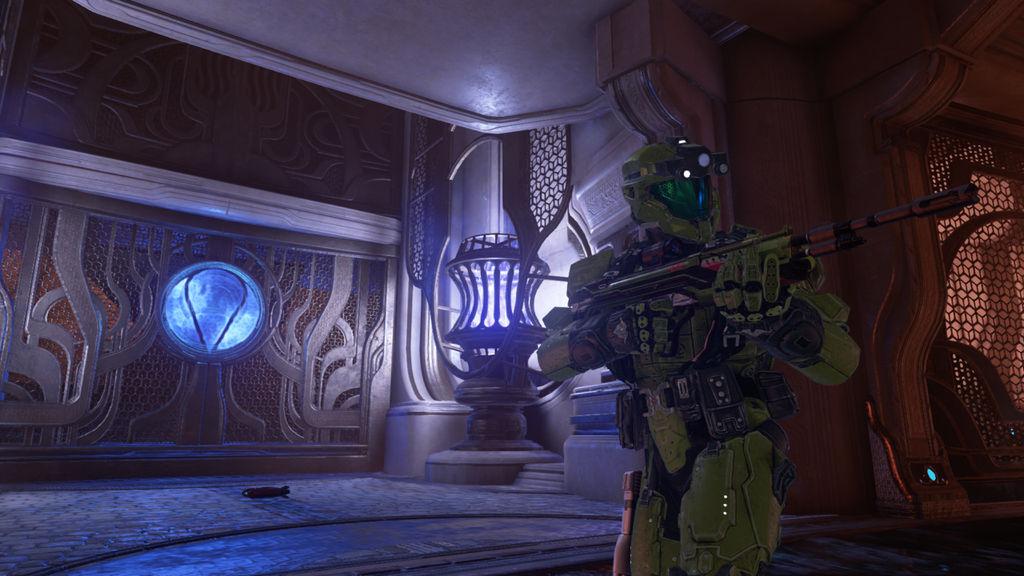 Halo 5: Guardians lizking10152011 Mercy VI by