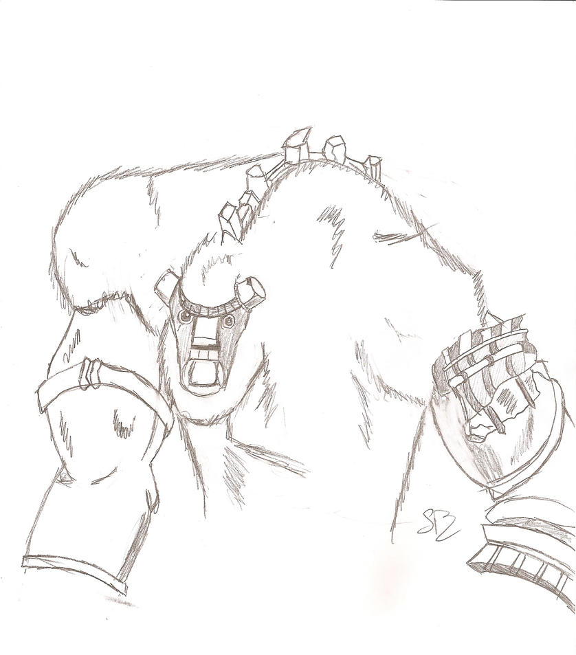 Shadow of the Colossus - Valus by BootsToTheMax on DeviantArt