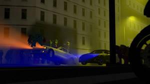 Twilight's racing AJ