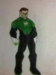 Green Lantern: Hal Jordan