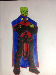 J'onn J'onzz: The Martian Manhunter