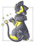 Star - Luxray Shiny .:colour:.