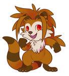 Bday - Chibi raccoon