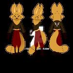 OC - Velvet the fox