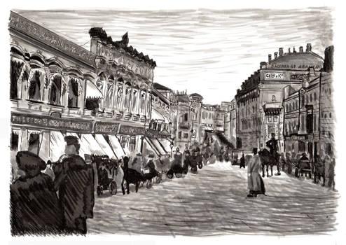 Moskwa 1900