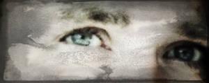 : eye contact :