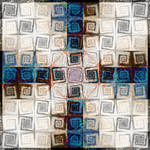 Square Spiral Tiles by JayceCruel