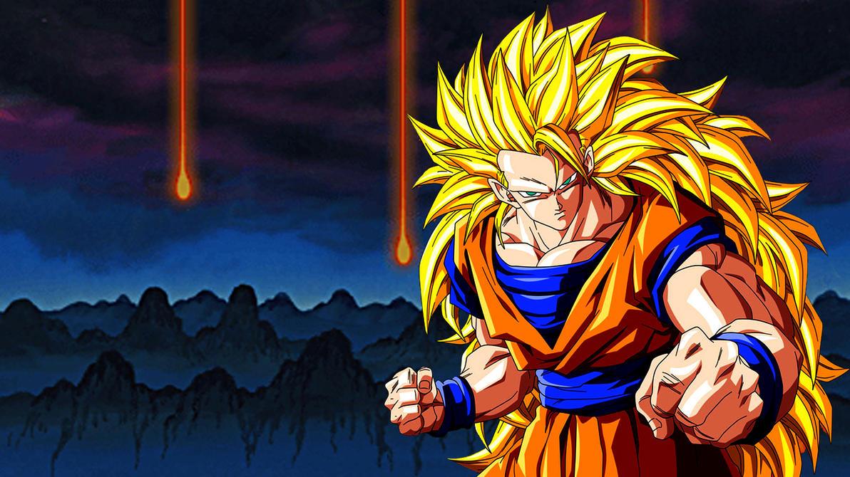 HD Goku 1920x1080 Wallpaper