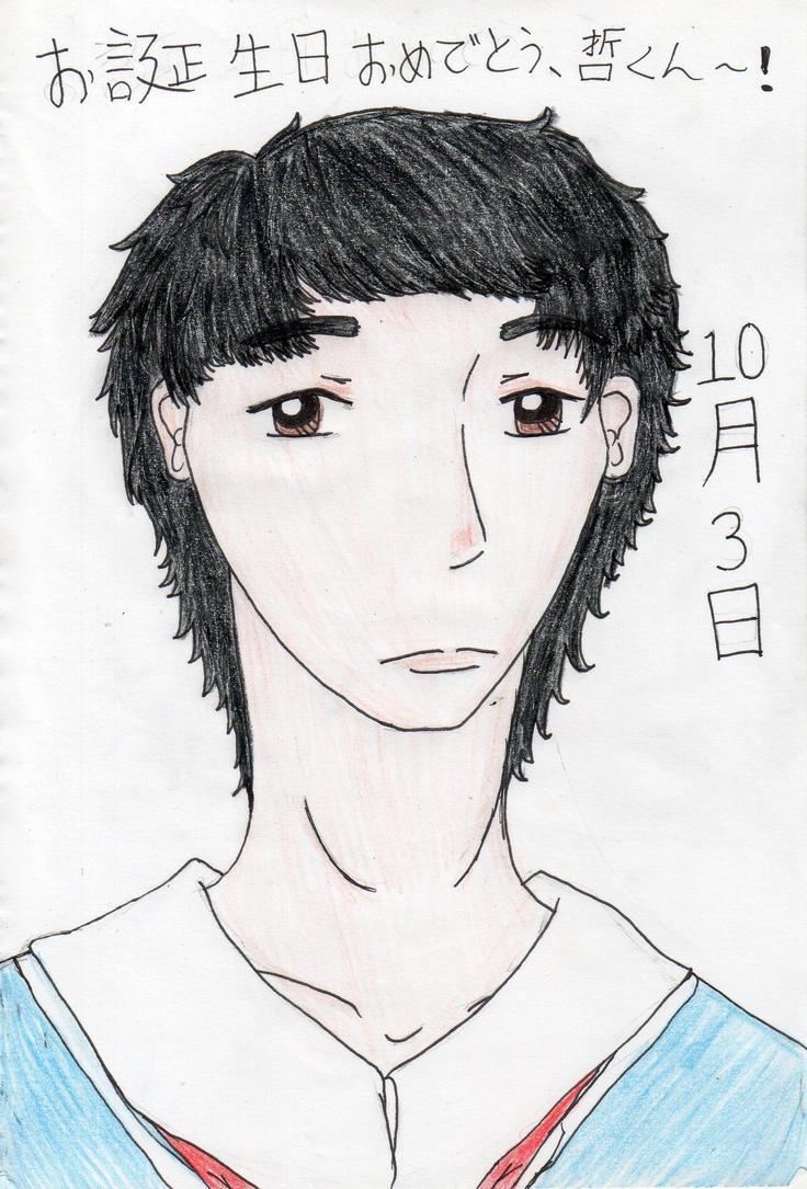 Happy birthday, Satoshi-kun! by KachibanaMei007