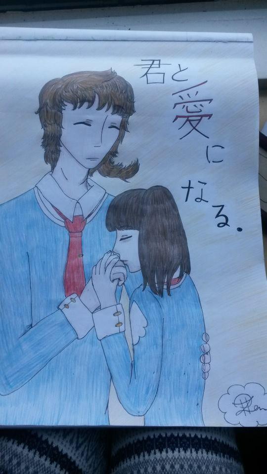 YamiRiku poster by KachibanaMei007