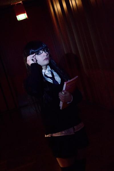 Ririchiyo  - studying by Fuwamii