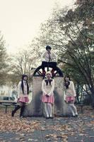 AnE: Exorcists by Fuwamii