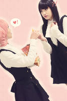 Inu x Boku SS: Let's be friends! by Fuwamii