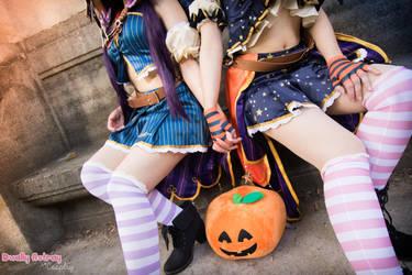 Love Live - Halloween II by Fuwamii