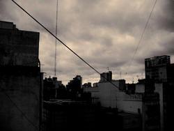 Cloudy City I