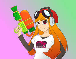 Meggy Smg4 by madworld-guy