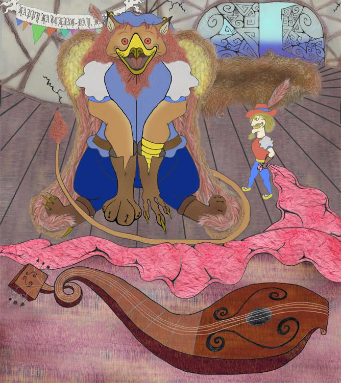'Ballad's First Mandolin'