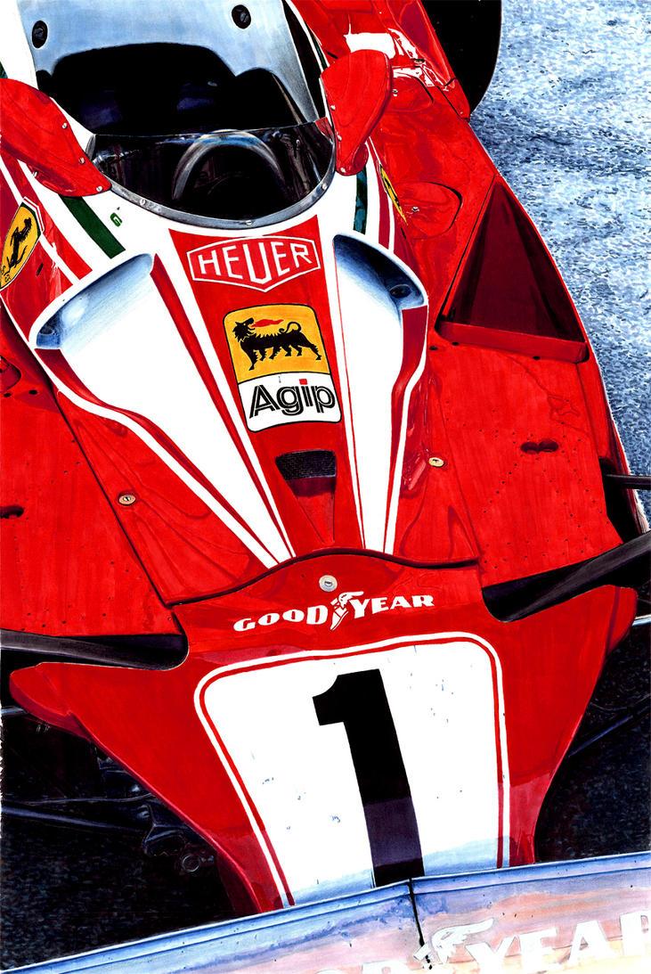 Ferrari 312 T2 by Reggiani