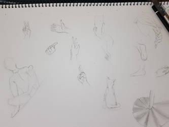 practice #1 by boxofmagicalfury