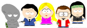 American Dad: South Park-ified