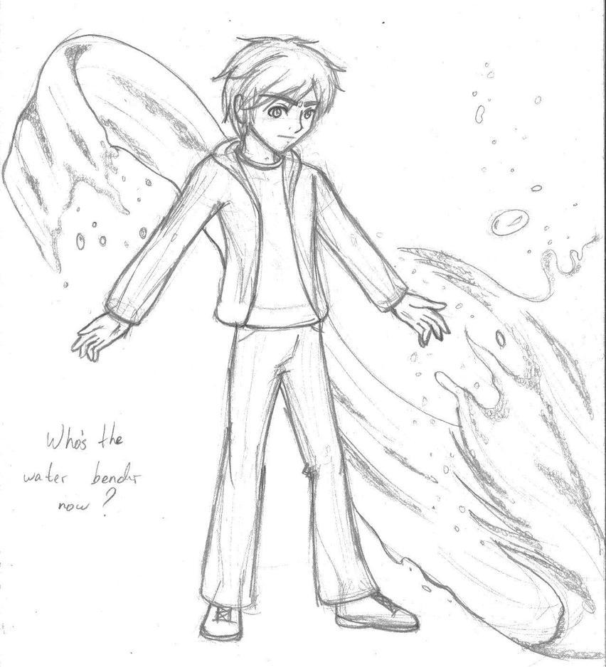 how to draw percy jackson fan art