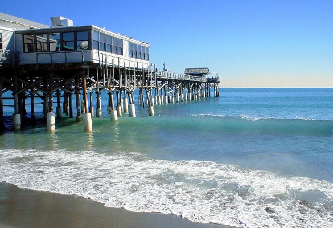 Cocoa Beach Pier Cocoa Beach Pier by Dukewaves