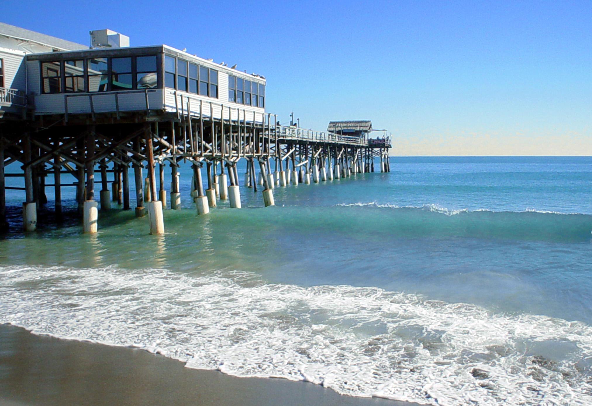 Cocoa Beach Pier Cocoa Beach Pier by